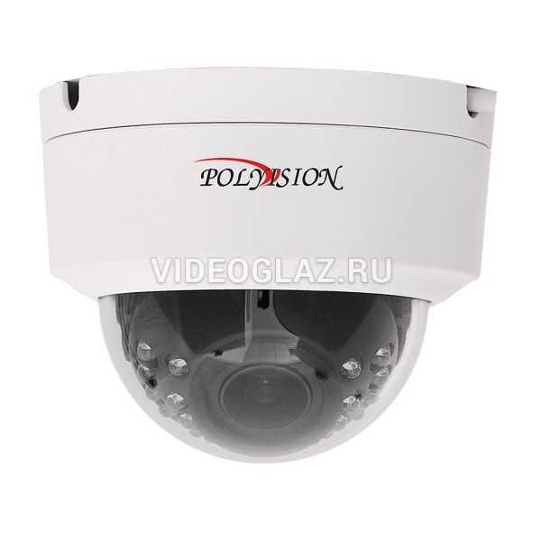 Видеокамера Polyvision PDL1-IP2-Z4MPA v.5.5.8
