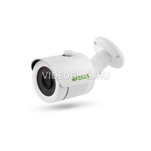 Видеокамера Praxis PB-8142IP 2.8
