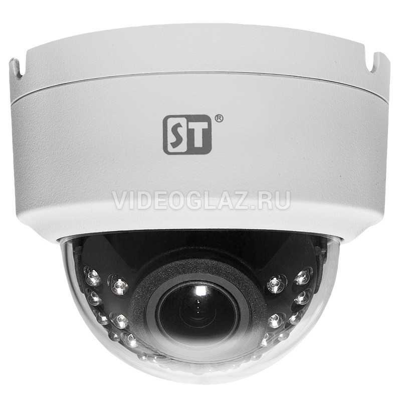 Видеокамера Space Technology ST-177 М IP HOME POE H.265 (2,8-12mm)