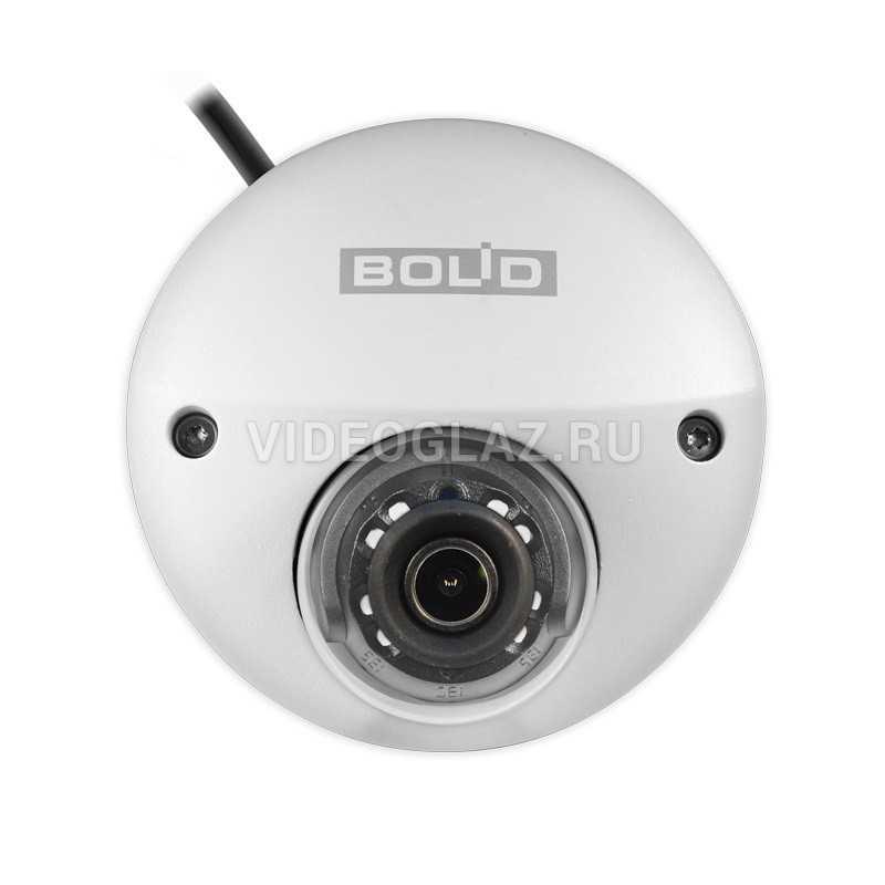Видеокамера Болид VCG-722