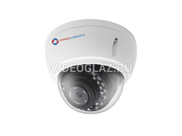 Видеокамера PROvision PVMD-IR215IP