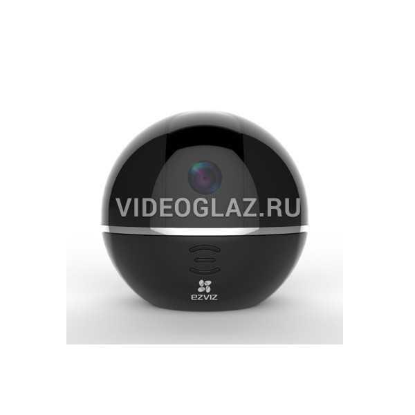 Видеокамера EZVIZ C6TC черная (CS-CV248-A0-32WFR)