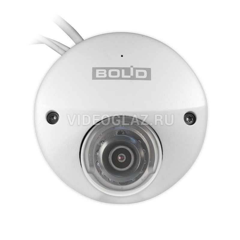 Видеокамера Болид VCI-722(версия 2)