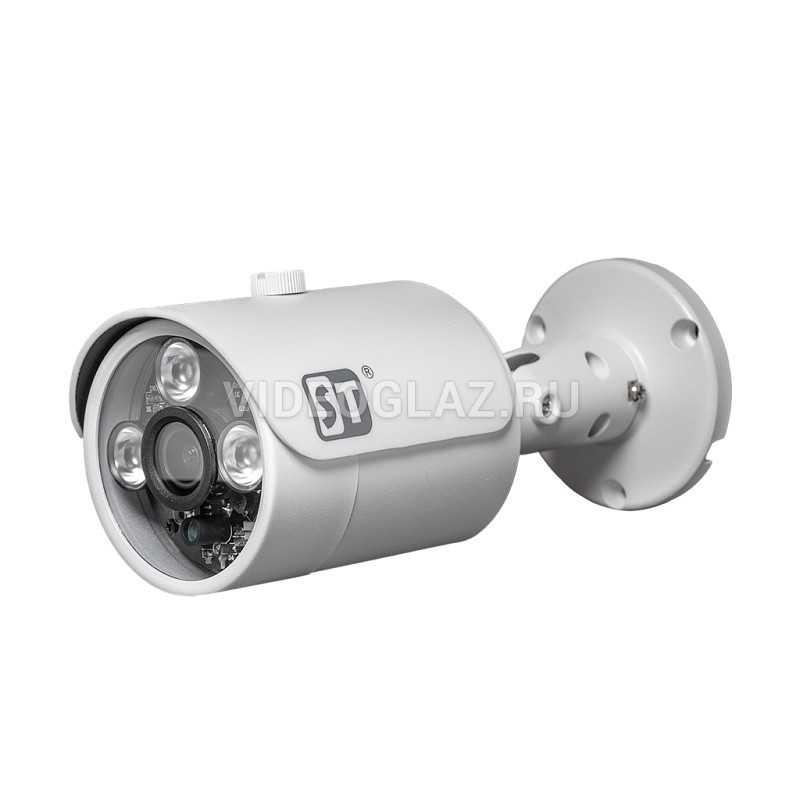 Видеокамера Space Technology ST-190 IP HOME POE STARLIGHT H.265 (2,8mm)(версия 2)