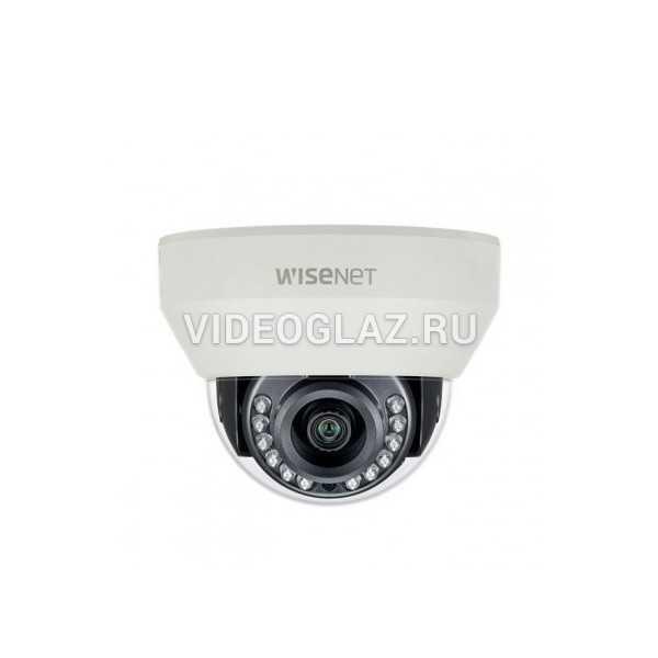 Видеокамера Wisenet HCD-7010R