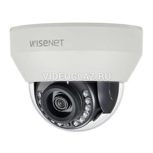 Видеокамера Wisenet HCD-7020R