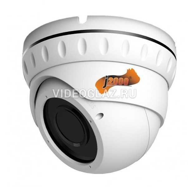 Видеокамера J2000-HDIP2Dm30P (2,8-12)