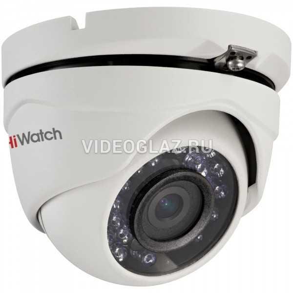 Видеокамера HiWatch DS-T103 (6 mm)