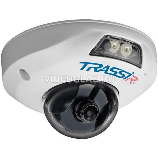 Видеокамера TRASSIR TR-D4141IR1(3.6 мм)