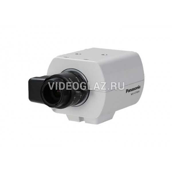 Видеокамера Panasonic WV-CP304E