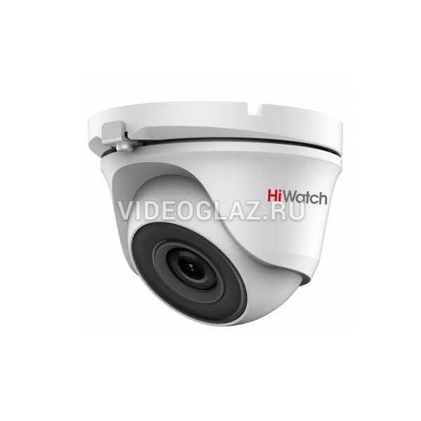 Видеокамера HiWatch DS-T203(B) (2.8 mm)