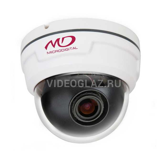 Видеокамера MicroDigital MDC-H7290VSL