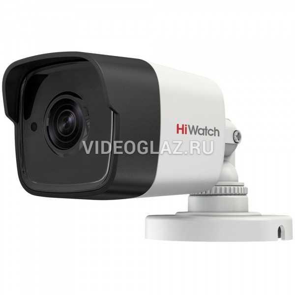 Видеокамера HiWatch DS-T300 (6 mm)