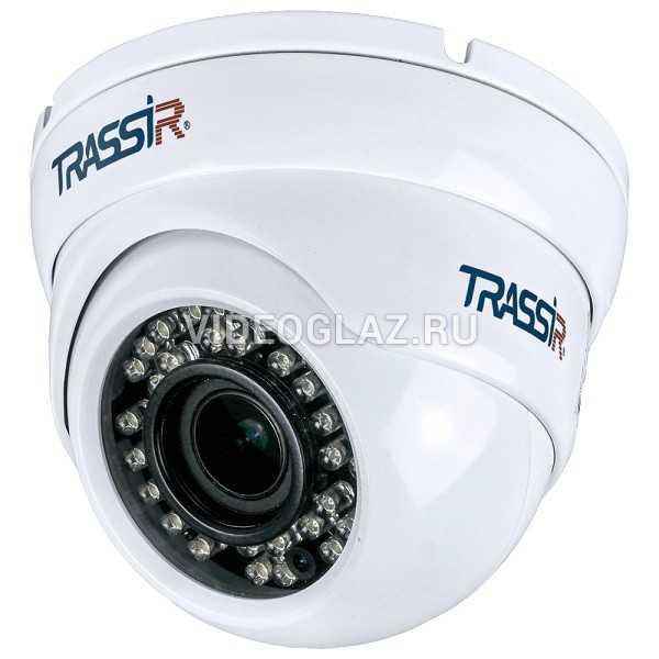 Видеокамера TRASSIR TR-D8123ZIR3