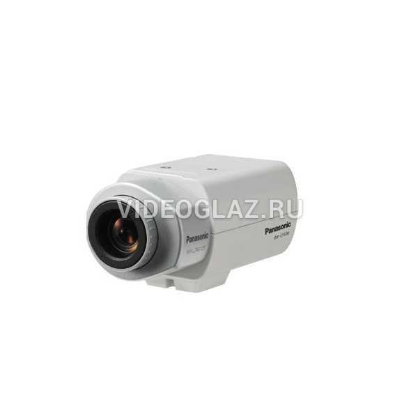 Видеокамера Panasonic WV-CP300/G