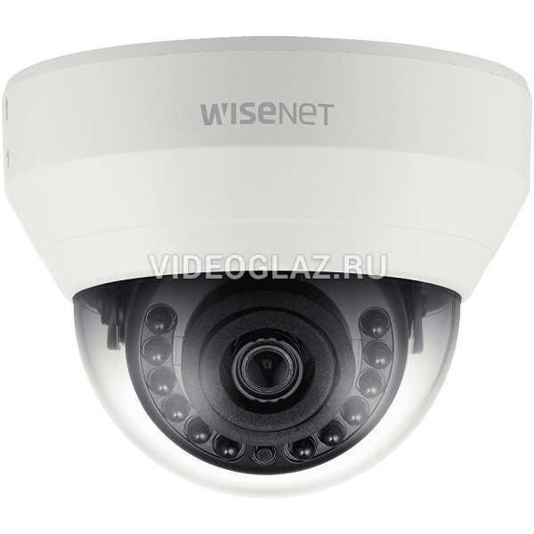 Видеокамера Wisenet HCD-6020R