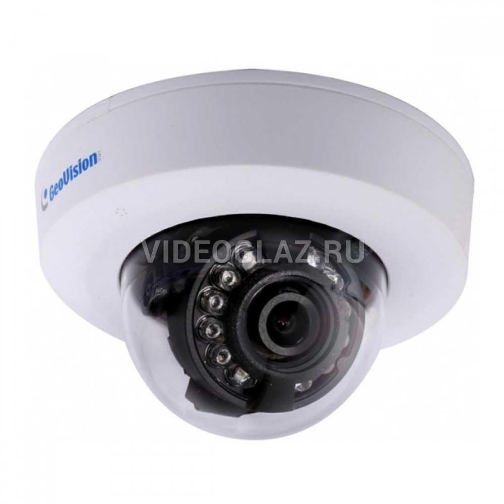 Видеокамера Geovision GV-EFD2100-2F