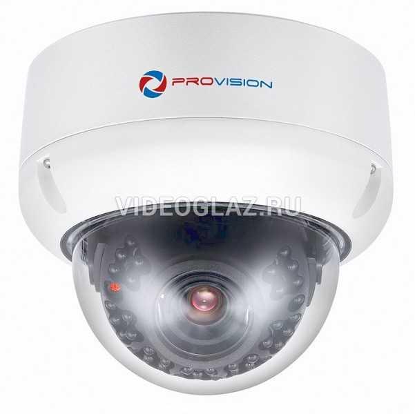 Видеокамера PROvision PVMD-IR512IPA