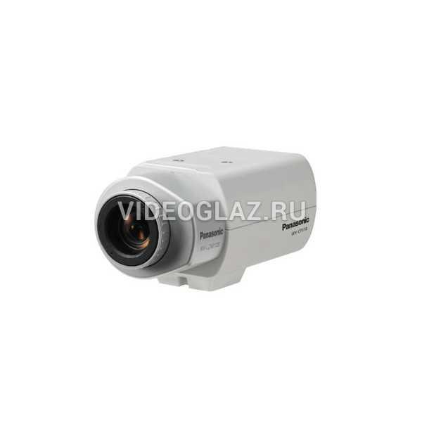 Видеокамера Panasonic WV-CP310/G