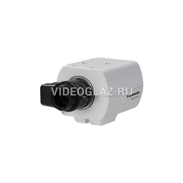 Видеокамера Panasonic WV-CP314E