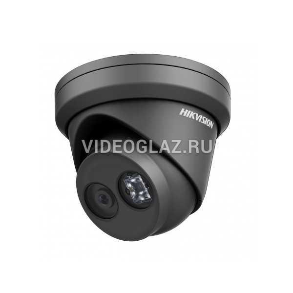 Видеокамера Hikvision DS-2CD2323G0-I (4mm)(Черный)