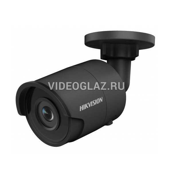 Видеокамера Hikvision DS-2CD2043G0-I (4mm)(Черный)