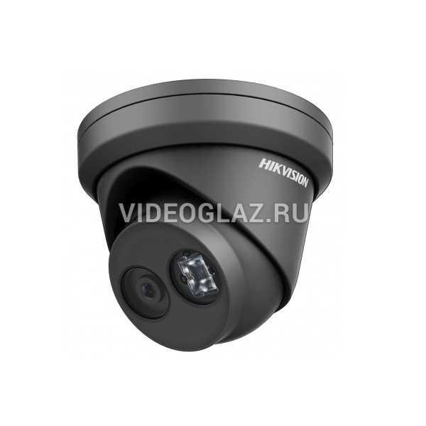 Видеокамера Hikvision DS-2CD2343G0-I (4mm)(Черный)