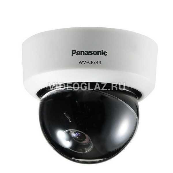 Видеокамера Panasonic WV-CF344E
