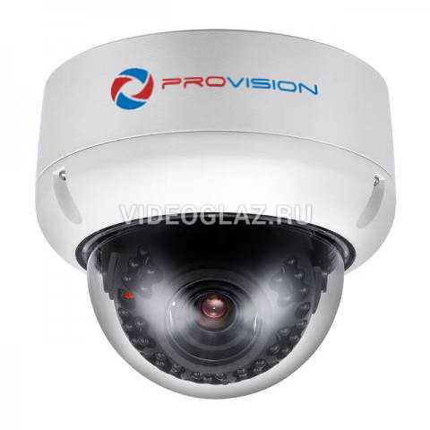 Видеокамера PROvision PVMD-IR415IPA