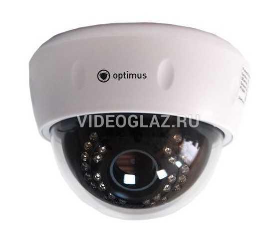 Видеокамера Optimus IP-E021.3(3.6)P
