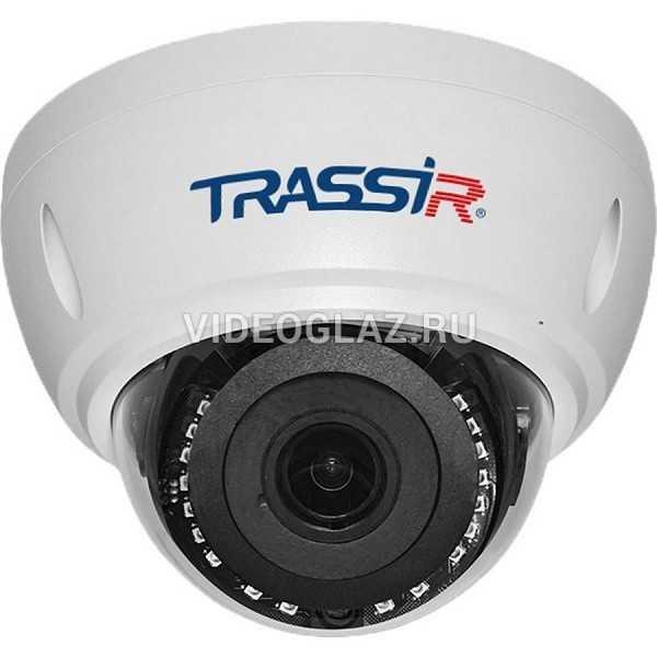 Видеокамера TRASSIR TR-D3142ZIR2
