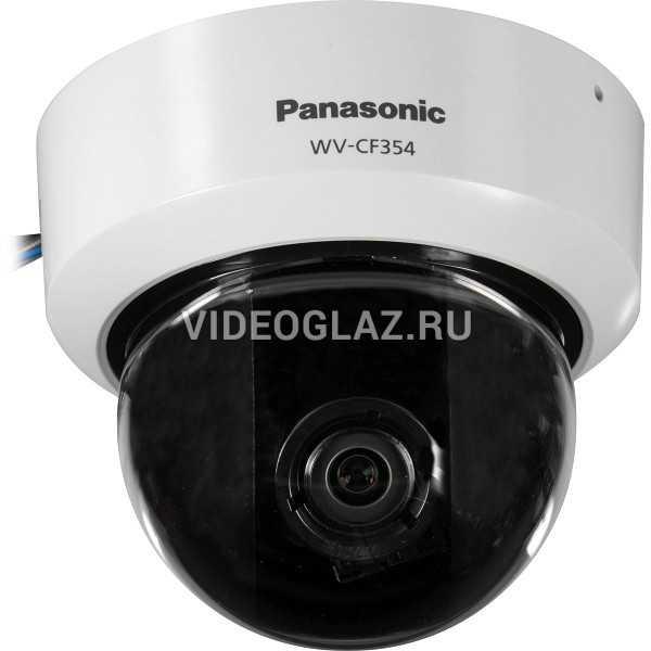 Видеокамера Panasonic WV-CF354E