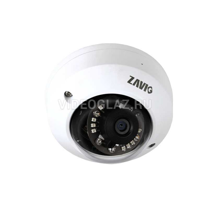 Видеокамера ZAVIO D4320