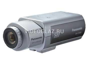 Видеокамера Panasonic WV-CP634E