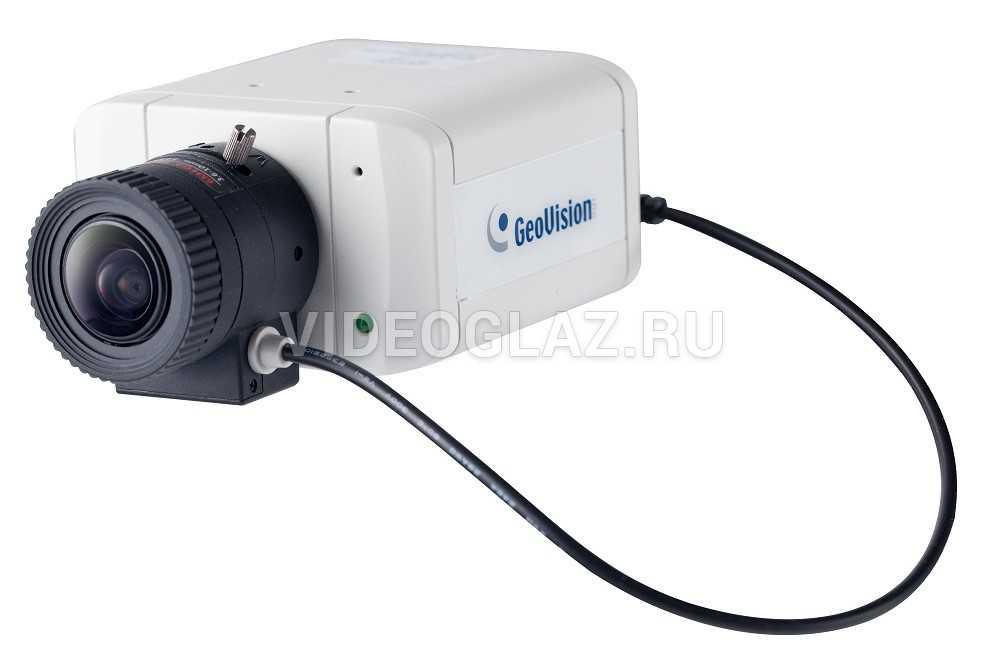 Видеокамера Geovision GV-BX2700-3V