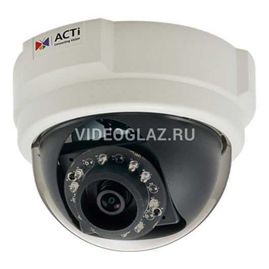 Видеокамера ACTi E57