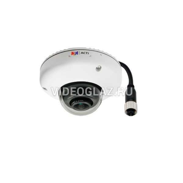 Видеокамера ACTi E921M