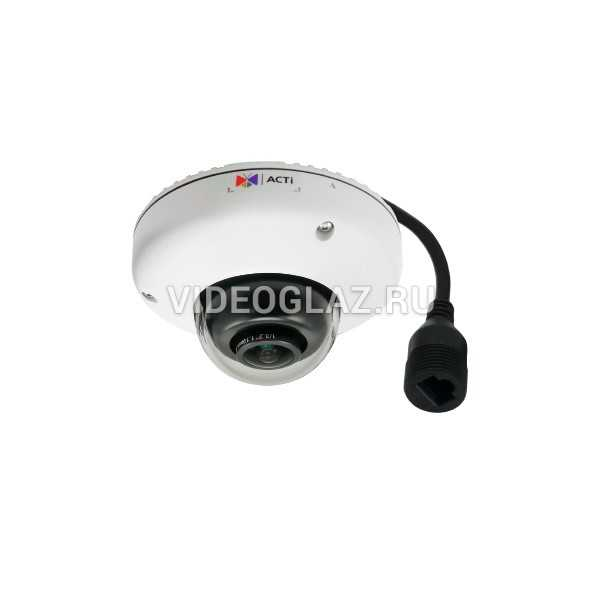 Видеокамера ACTi E921