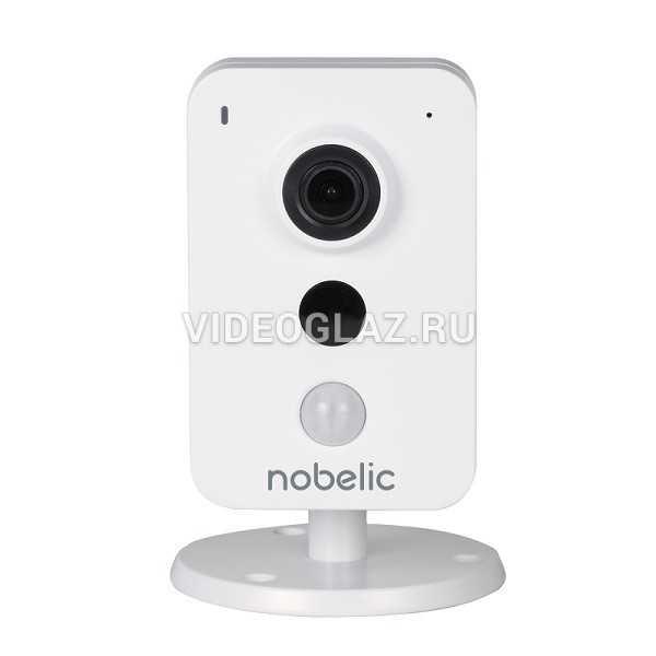 Видеокамера Nobelic NBLC-1210F-WMSD с поддержкой Ivideon