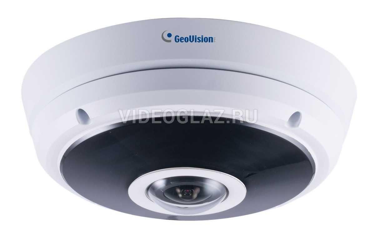 Видеокамера Geovision GV-EFER3700-W