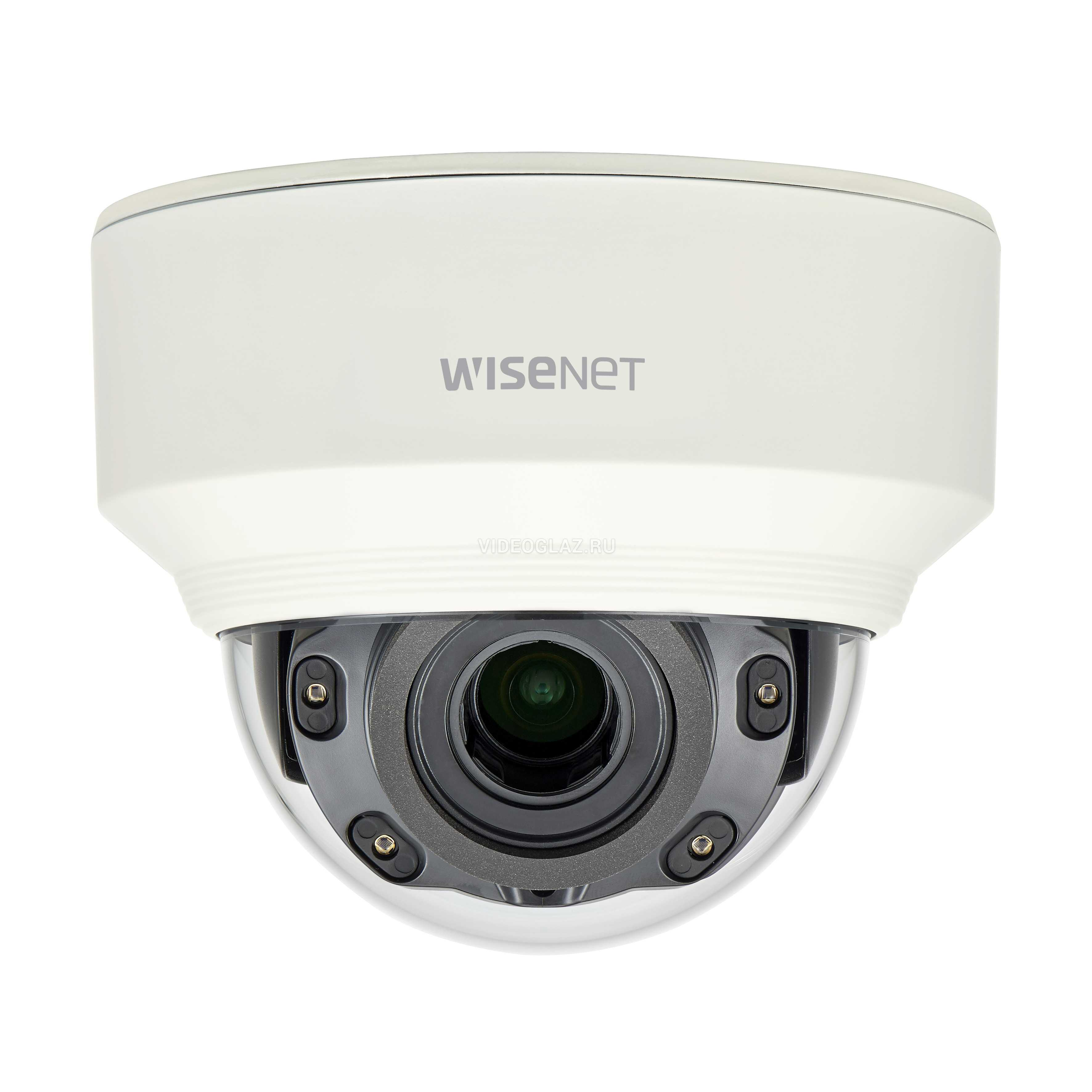 Видеокамера Wisenet XND-L6080RV