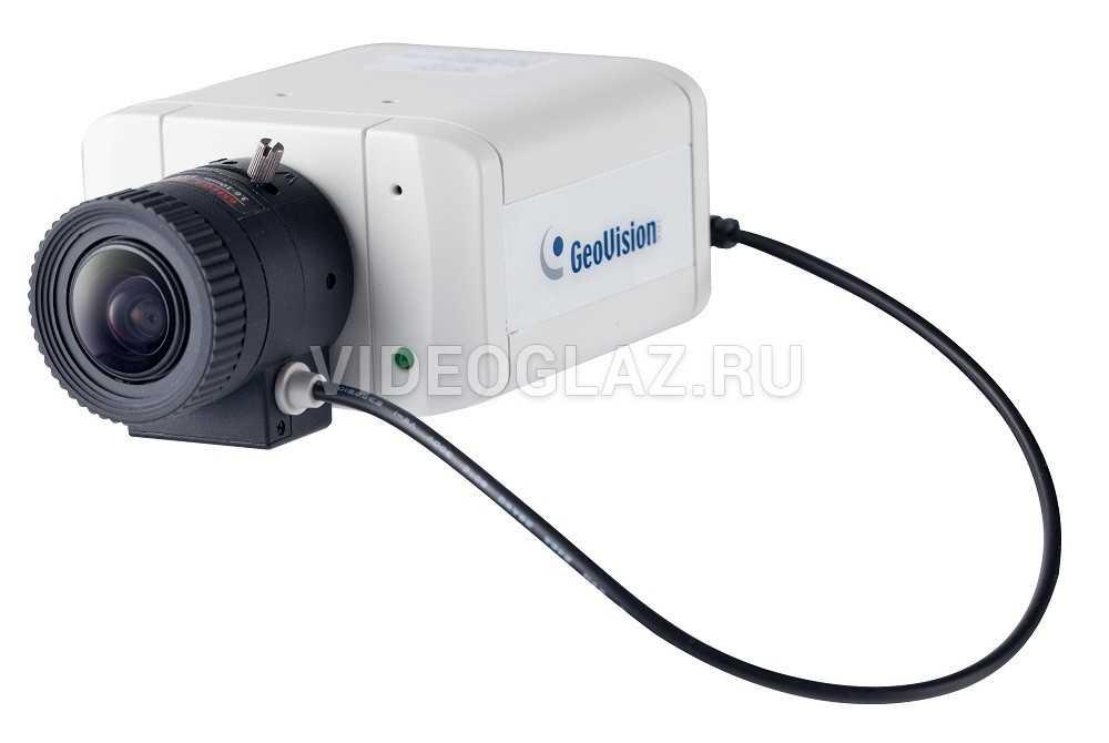 Видеокамера Geovision GV-BX2600-FD