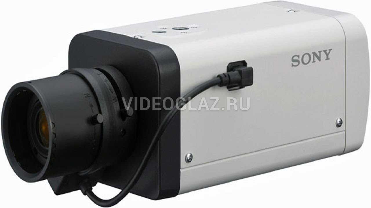 Видеокамера Sony SNC-EB640