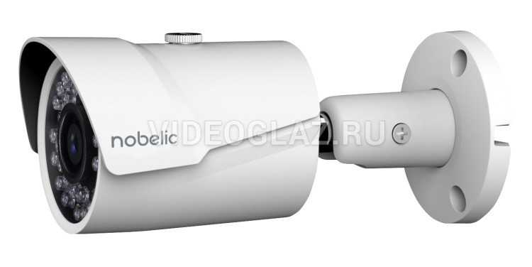 Видеокамера Nobelic NBLC-3430F с поддержкой Ivideon