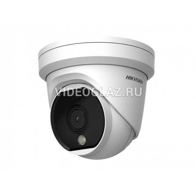 Видеокамера Hikvision DS-2TD1117-6/PA