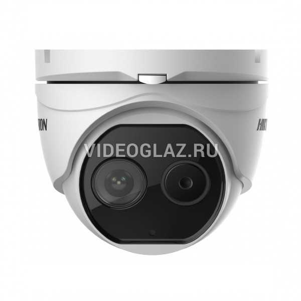 Видеокамера Hikvision DS-2TD1217-6/PA