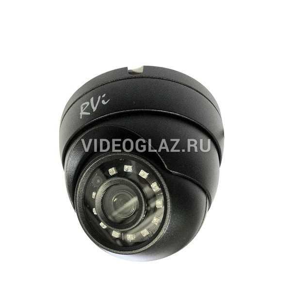 Видеокамера RVI-1ACE102 (2.8) black