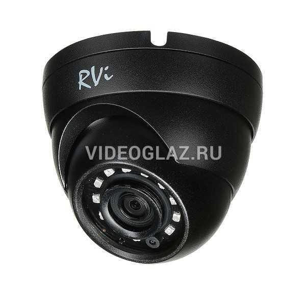 Видеокамера RVi-1NCE2060 (2.8) black