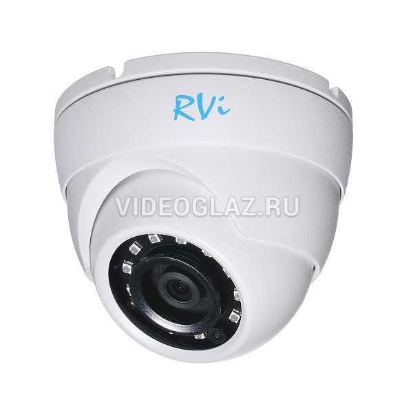 Видеокамера RVi-1NCE2060 (3.6) white