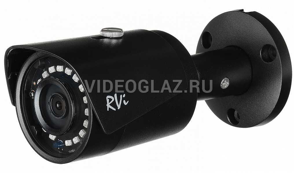 Видеокамера RVi-1NCT4040 (3.6) black